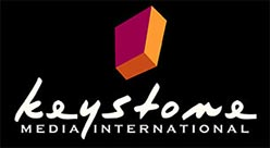the Keystone Media International logo